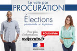 Vote par procuration - informations