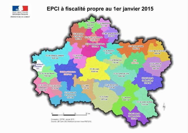 Le projet du nouveau sch ma d partemental de coop ration for Region du loiret